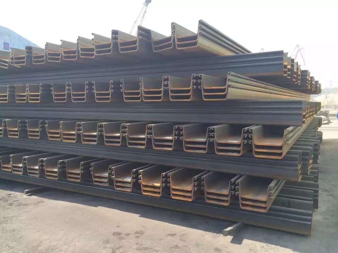 拉森钢板桩施工方案及注意事项